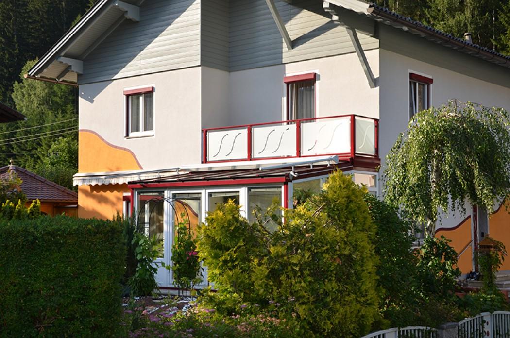 Aluminium Balkone in der Modellgruppe Design in der Modellgruppe Design mit der Nr 678