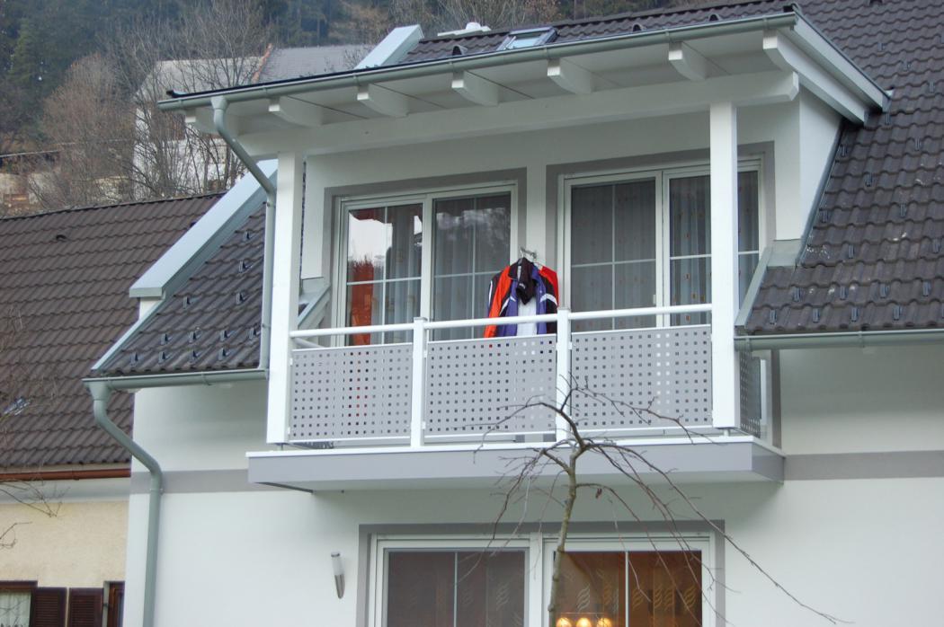 Aluminium Balkone in der Modellgruppe Design in der Modellgruppe Design mit der Nr 1253