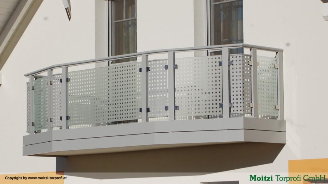 Aluminium Balkone in der Modellgruppe Design in der Modellgruppe Design mit der Nr 111