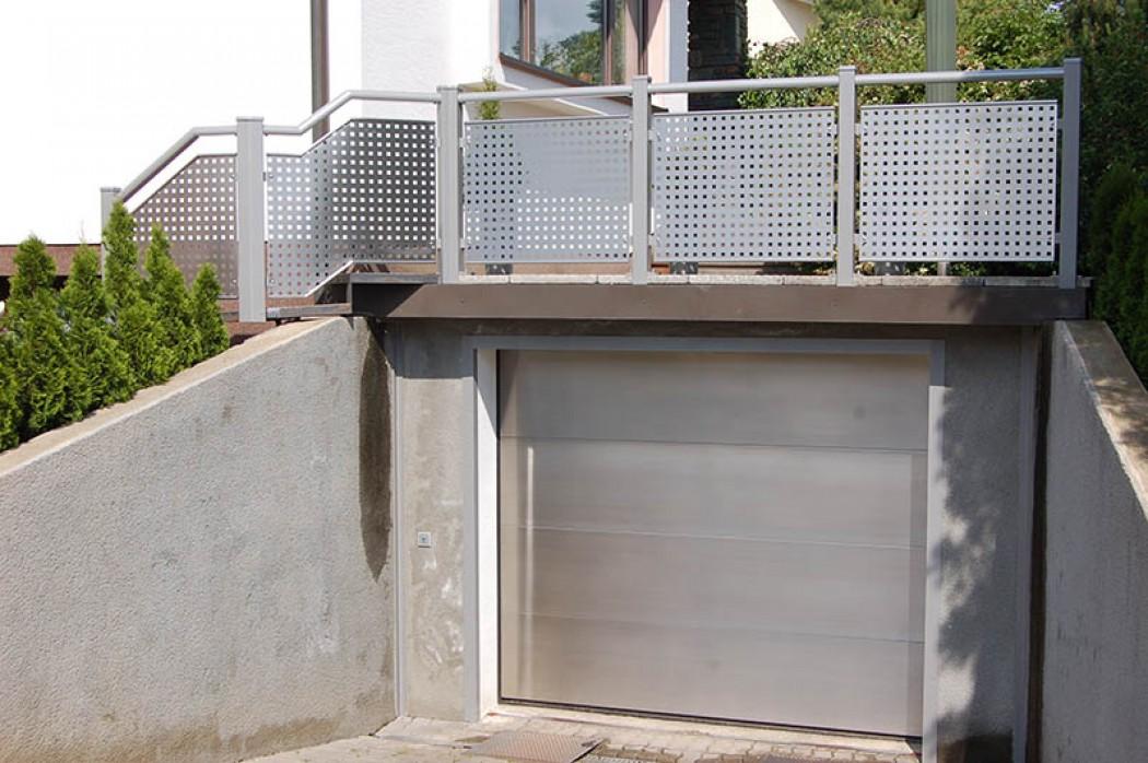 Aluminium Balkone in der Modellgruppe Design in der Modellgruppe Design mit der Nr 535
