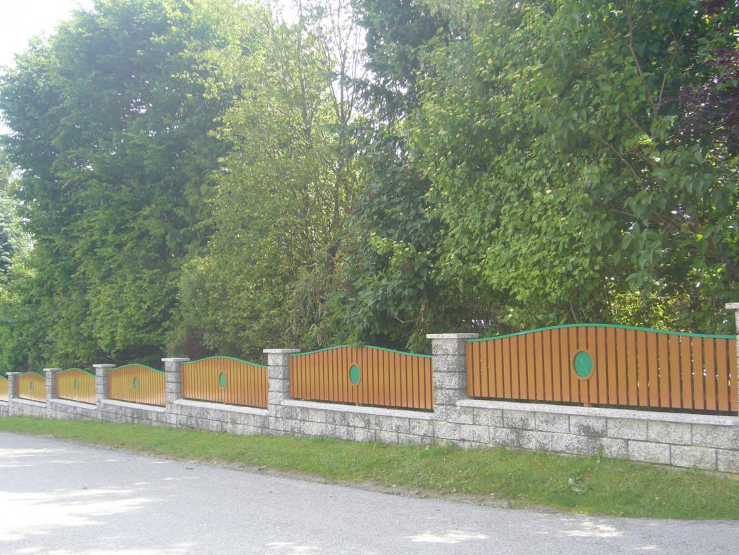 Aluminium Zäune in der Modellgruppe Elegant in der Modellgruppe Elegant mit der Nr 1310