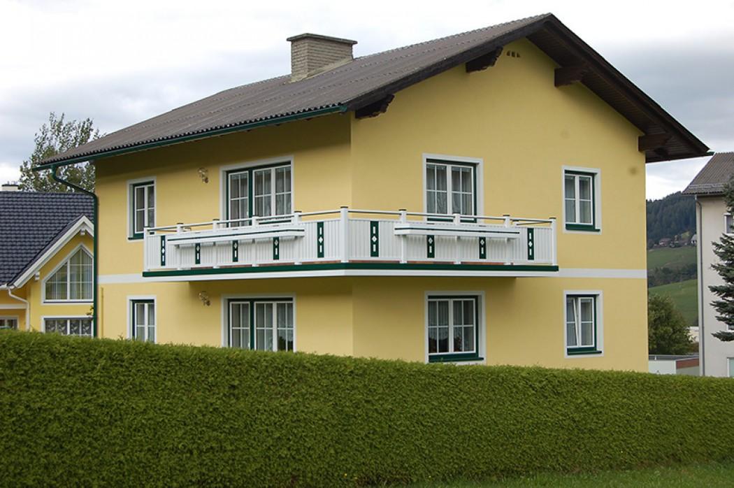 Aluminium Balkone in der Modellgruppe Kompakt in der Modellgruppe Kompakt mit der Nr 546