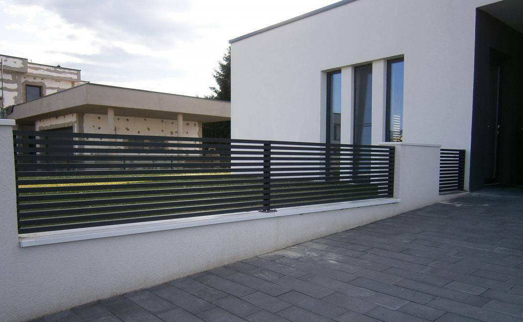 Aluminium Zäune in der Modellgruppe Design in der Modellgruppe Design mit der Nr 895
