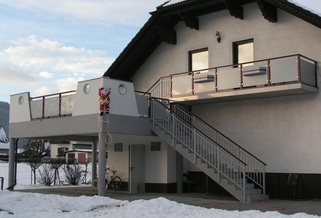 Aluminium Balkone in der Modellgruppe Design in der Modellgruppe Design mit der Nr 990