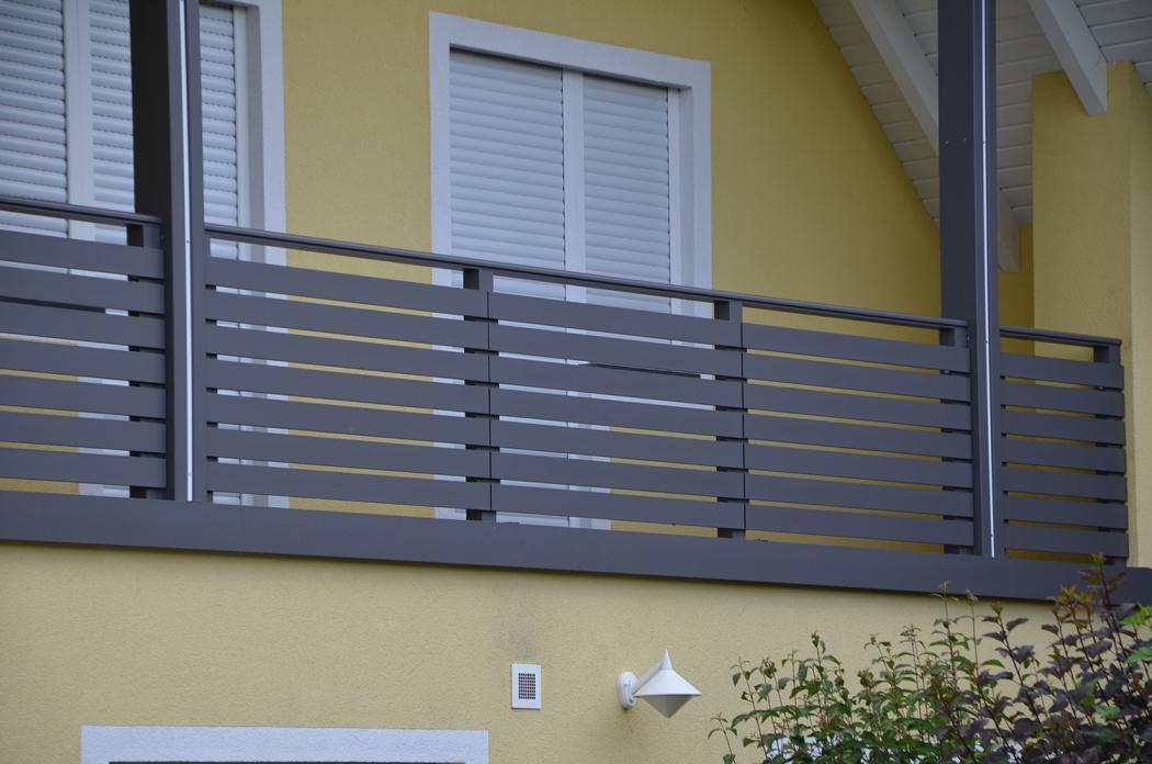 Aluminium Balkone in der Modellgruppe Design in der Modellgruppe Design mit der Nr 940