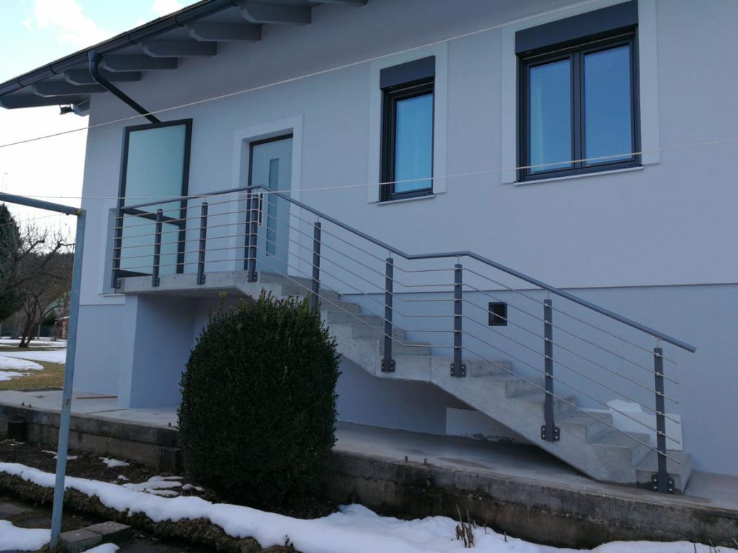 Aluminium Balkone in der Modellgruppe Design in der Modellgruppe Design mit der Nr 1547