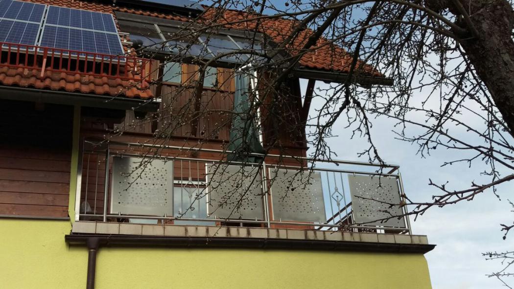 Aluminium Balkone in der Modellgruppe Design in der Modellgruppe Design mit der Nr 1548