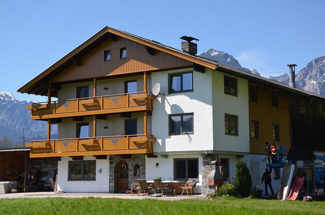 Aluminium Balkone in der Modellgruppe Elegant in der Modellgruppe Elegant mit der Nr 852