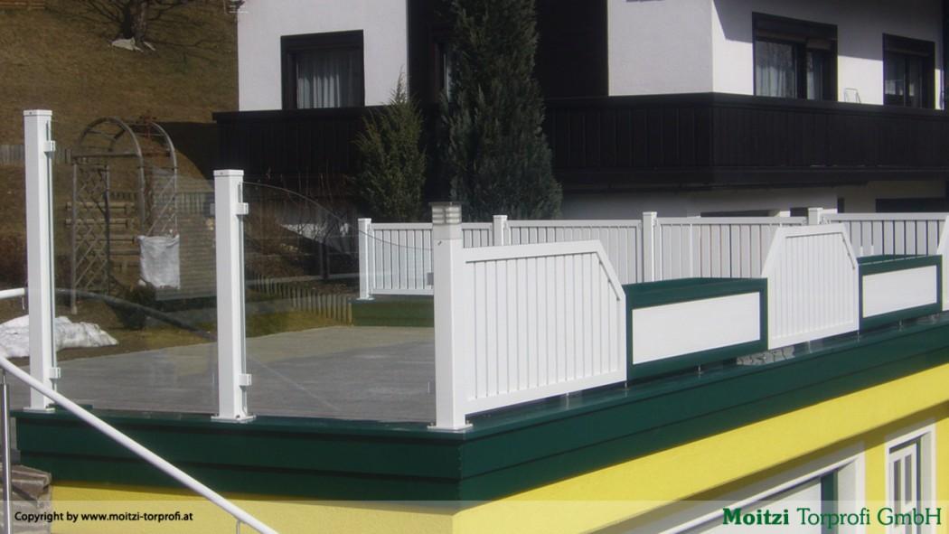Aluminium Balkone in der Modellgruppe Design in der Modellgruppe Design mit der Nr 127