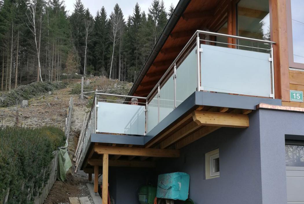 Aluminium Balkone in der Modellgruppe Design in der Modellgruppe Design mit der Nr 1577