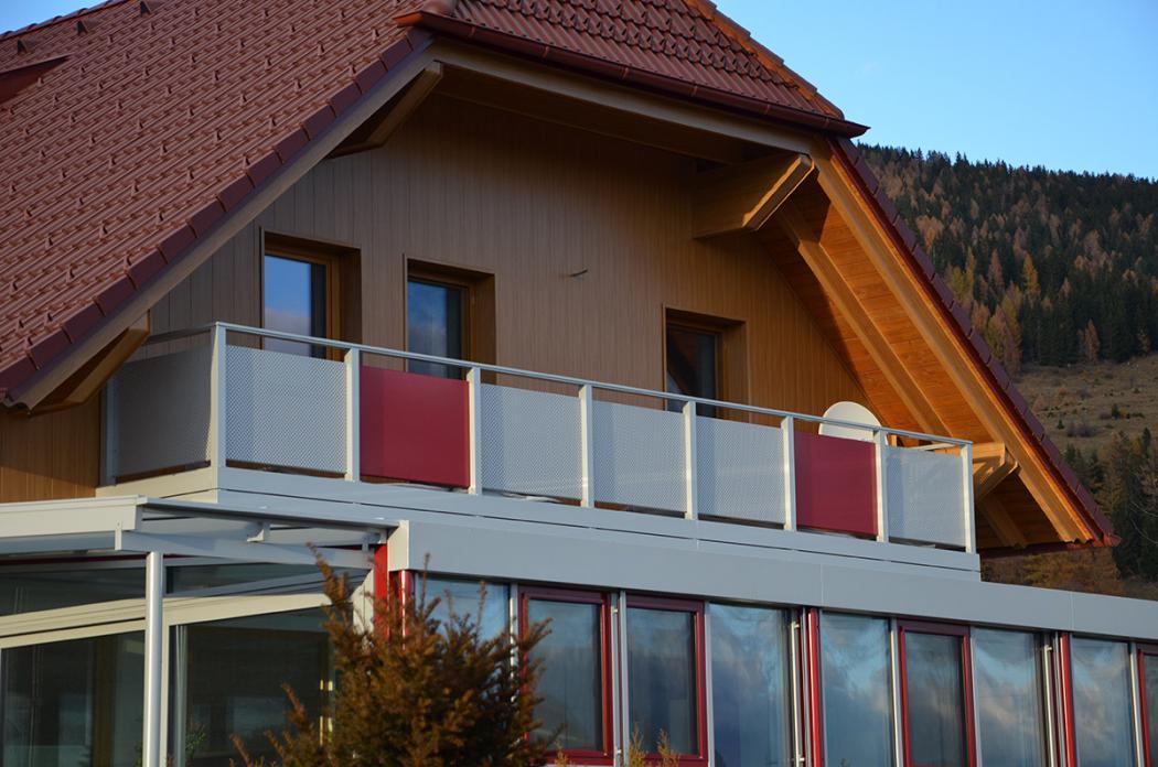 Aluminium Balkone in der Modellgruppe Design in der Modellgruppe Design mit der Nr 948