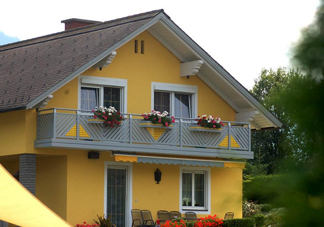 Aluminium Balkone in der Modellgruppe Elegant in der Modellgruppe Elegant mit der Nr 481