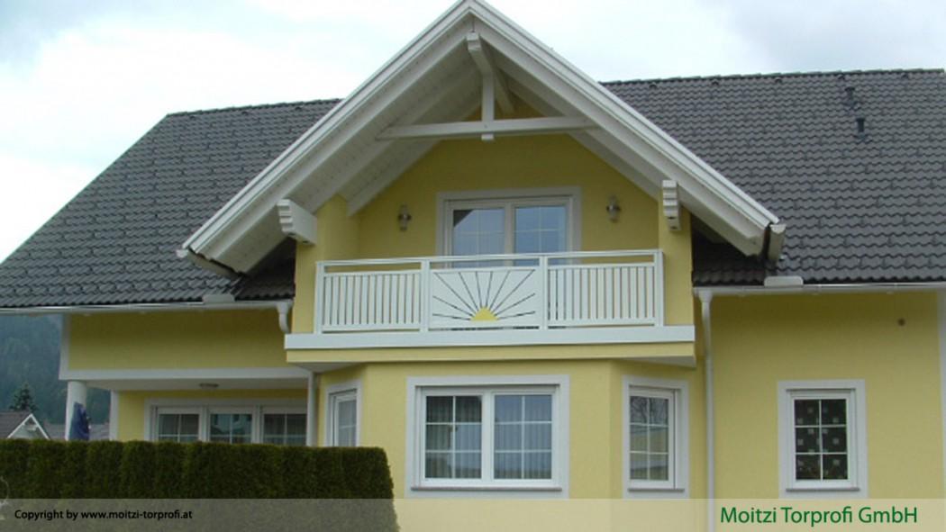 Aluminium Balkone in der Modellgruppe Design in der Modellgruppe Design mit der Nr 253