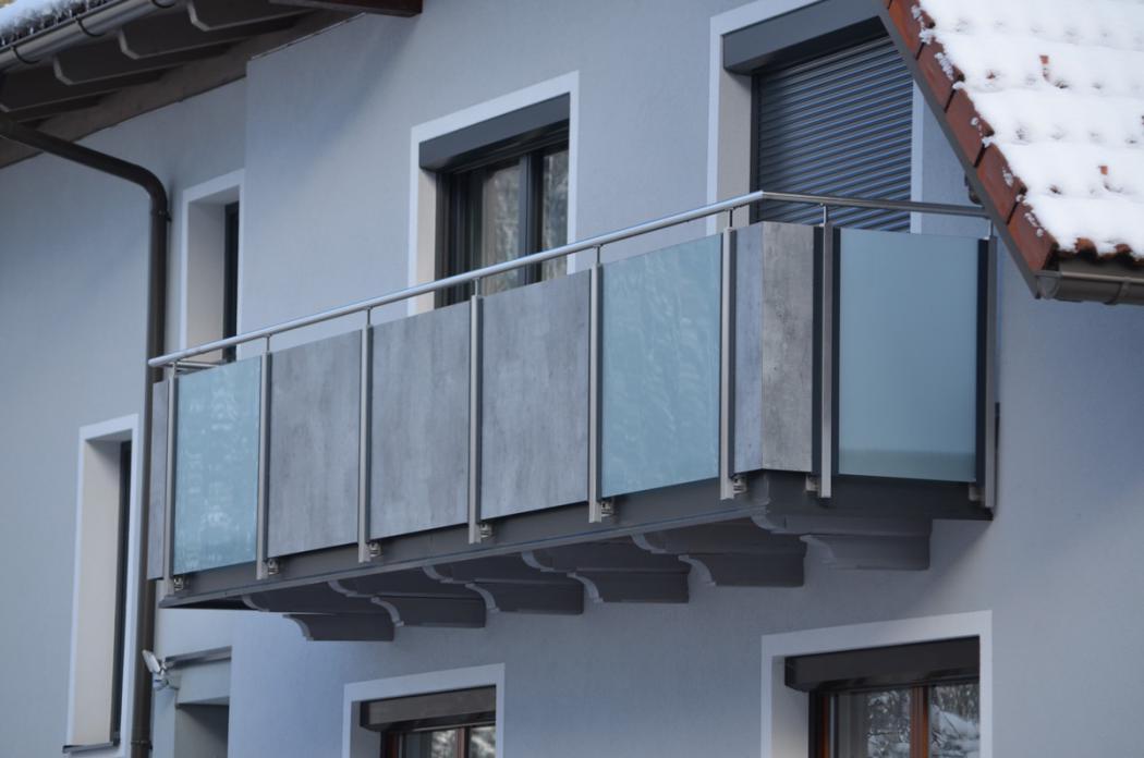Aluminium Balkone in der Modellgruppe Design in der Modellgruppe Design mit der Nr 1579