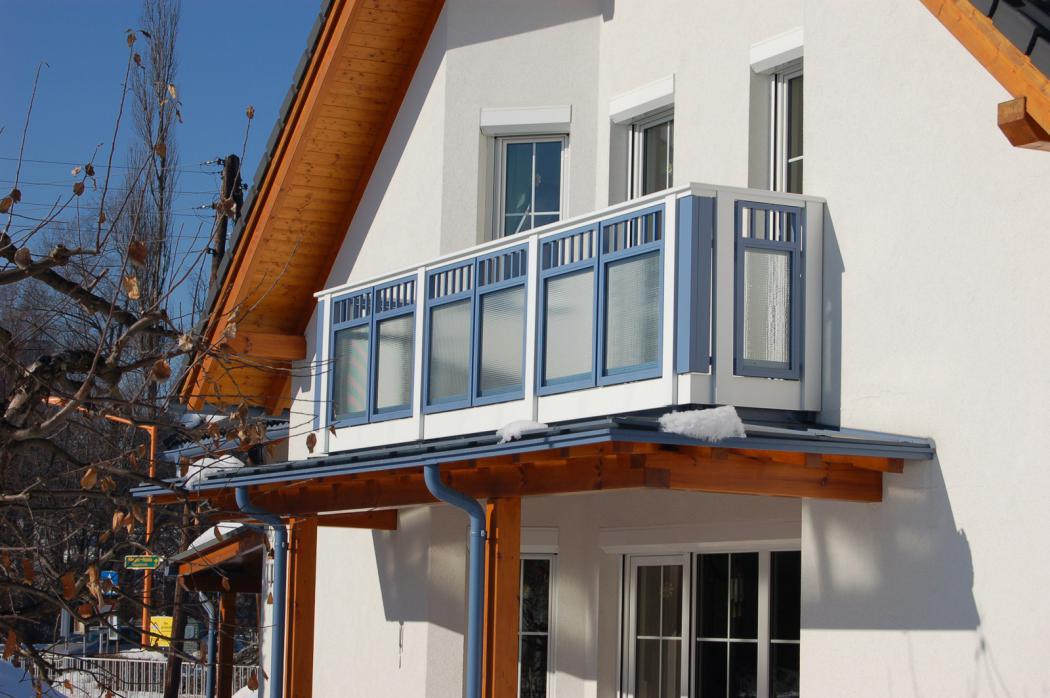 Aluminium Balkone in der Modellgruppe Design in der Modellgruppe Design mit der Nr 1333