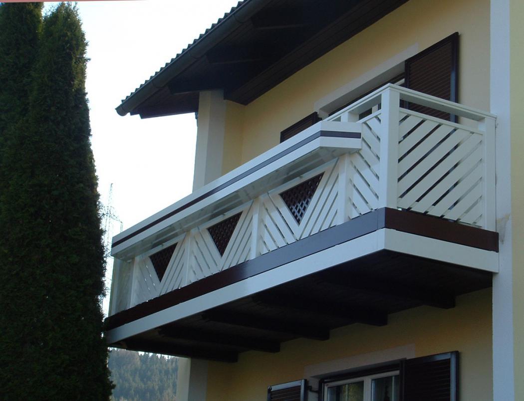 Aluminium Balkone in der Modellgruppe Elegant in der Modellgruppe Elegant mit der Nr 1247
