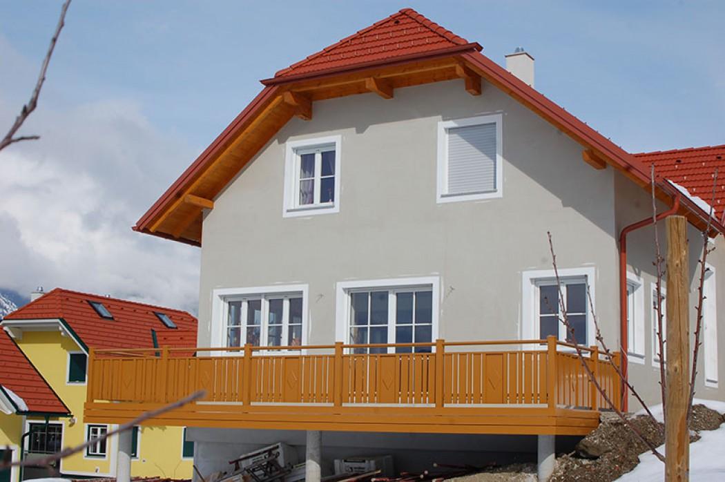 Aluminium Balkone in der Modellgruppe Kompakt in der Modellgruppe Kompakt mit der Nr 498