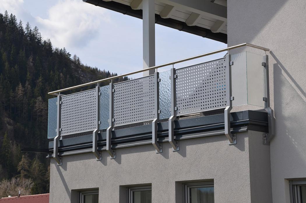 Aluminium Balkone in der Modellgruppe Design in der Modellgruppe Design mit der Nr 859