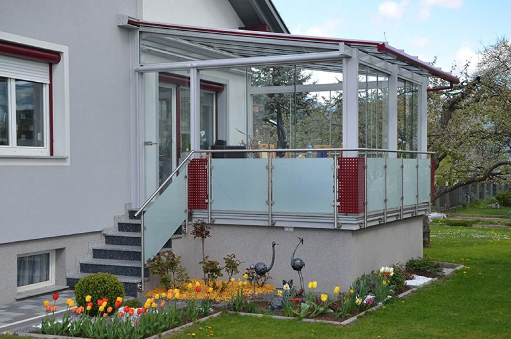 Aluminium Balkone in der Modellgruppe Design in der Modellgruppe Design mit der Nr 696