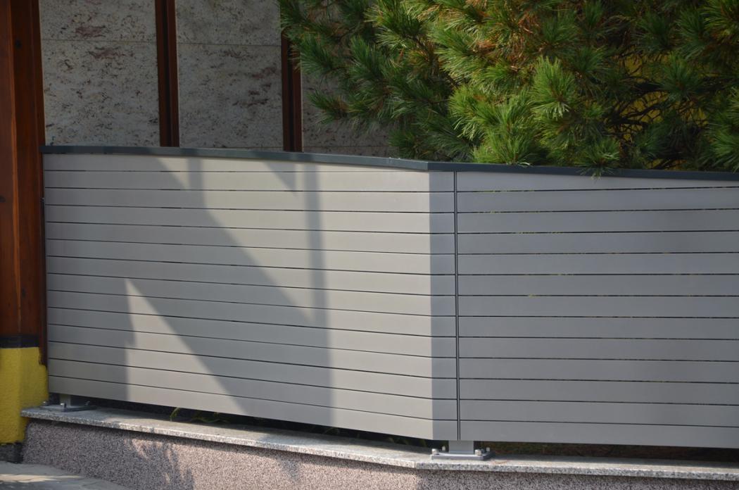 Aluminium Zäune in der Modellgruppe Design in der Modellgruppe Design mit der Nr 1567