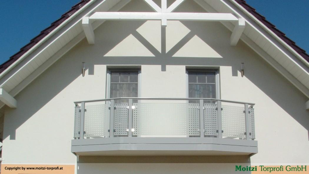 Aluminium Balkone in der Modellgruppe Design in der Modellgruppe Design mit der Nr 123