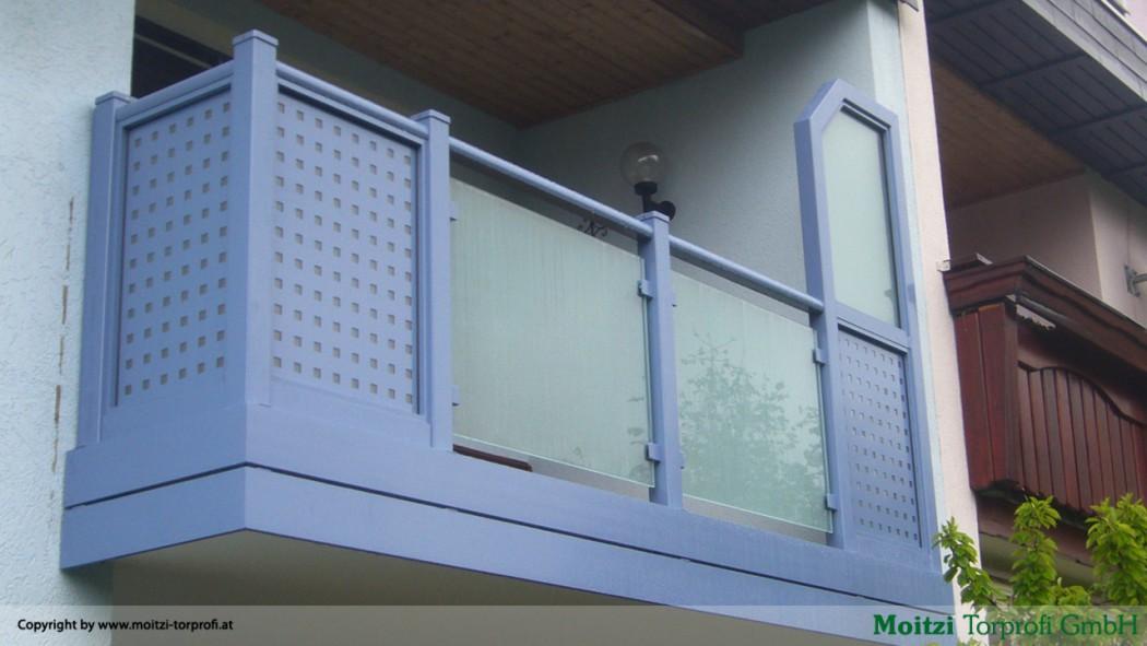 Aluminium Balkone in der Modellgruppe Design in der Modellgruppe Design mit der Nr 129