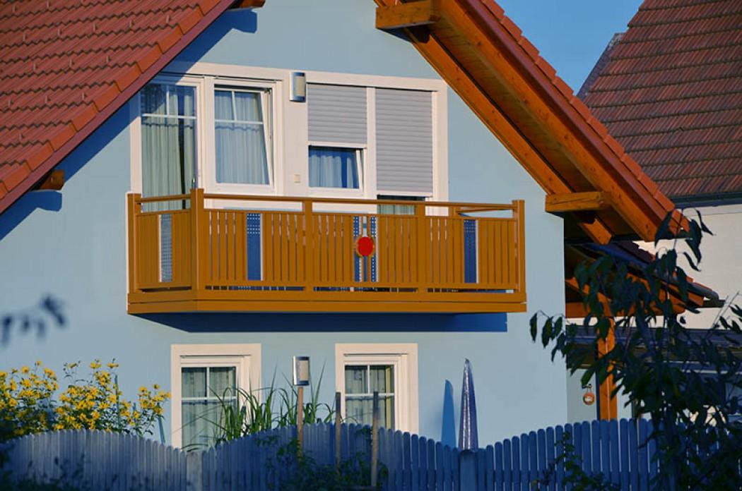 Aluminium Balkone in der Modellgruppe Kompakt in der Modellgruppe Kompakt mit der Nr 517