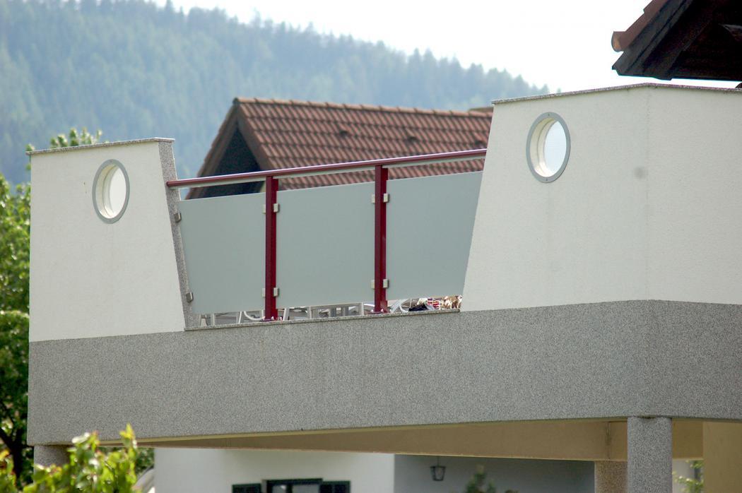 Aluminium Balkone in der Modellgruppe Design in der Modellgruppe Design mit der Nr 917