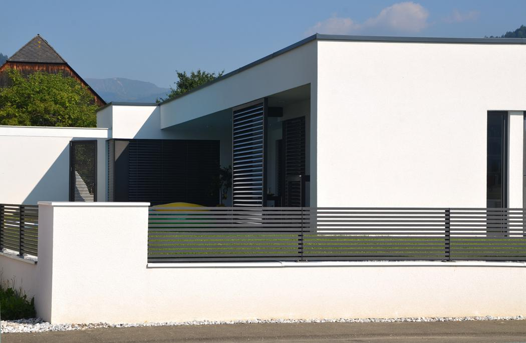 Aluminium Zäune in der Modellgruppe Design in der Modellgruppe Design mit der Nr 931