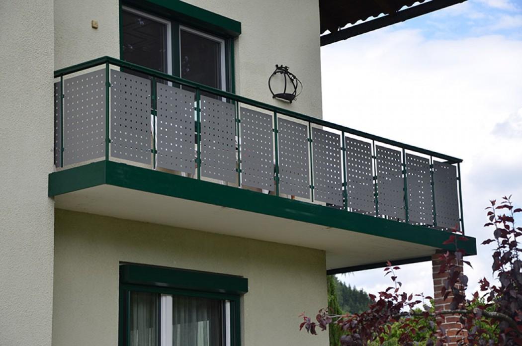 Aluminium Balkone in der Modellgruppe Design in der Modellgruppe Design mit der Nr 698