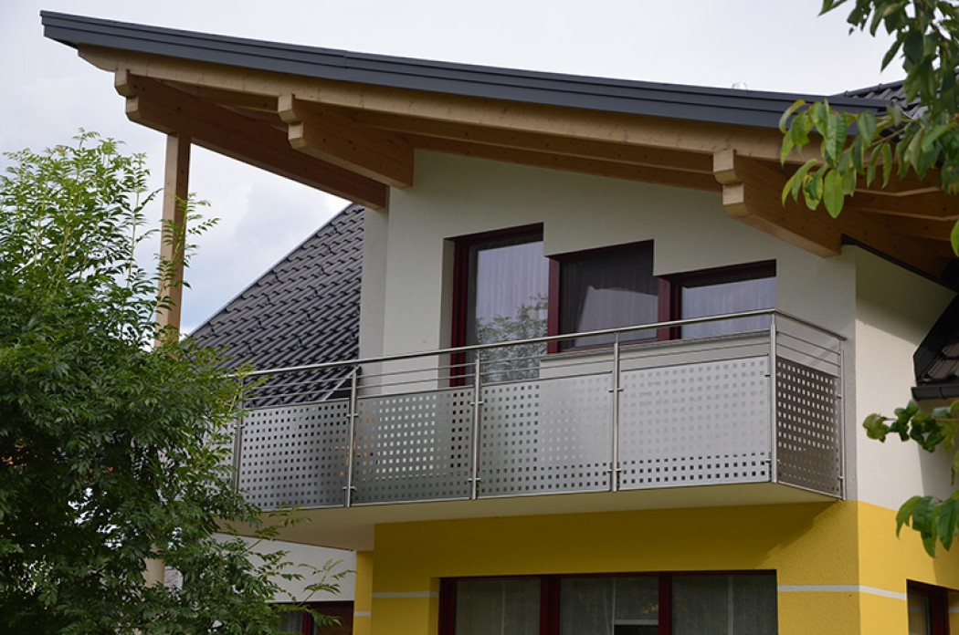 Aluminium Balkone in der Modellgruppe Design in der Modellgruppe Design mit der Nr 737