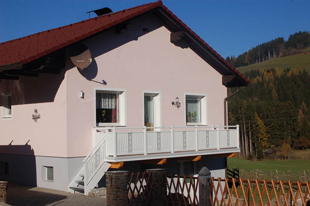 Aluminium Balkone in der Modellgruppe Kompakt in der Modellgruppe Kompakt mit der Nr 506