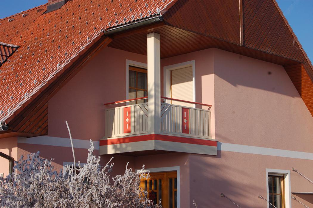 Aluminium Balkone in der Modellgruppe Kompakt in der Modellgruppe Kompakt mit der Nr 938