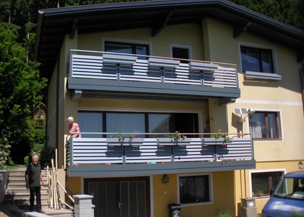 Aluminium Balkone in der Modellgruppe Design in der Modellgruppe Design mit der Nr 719