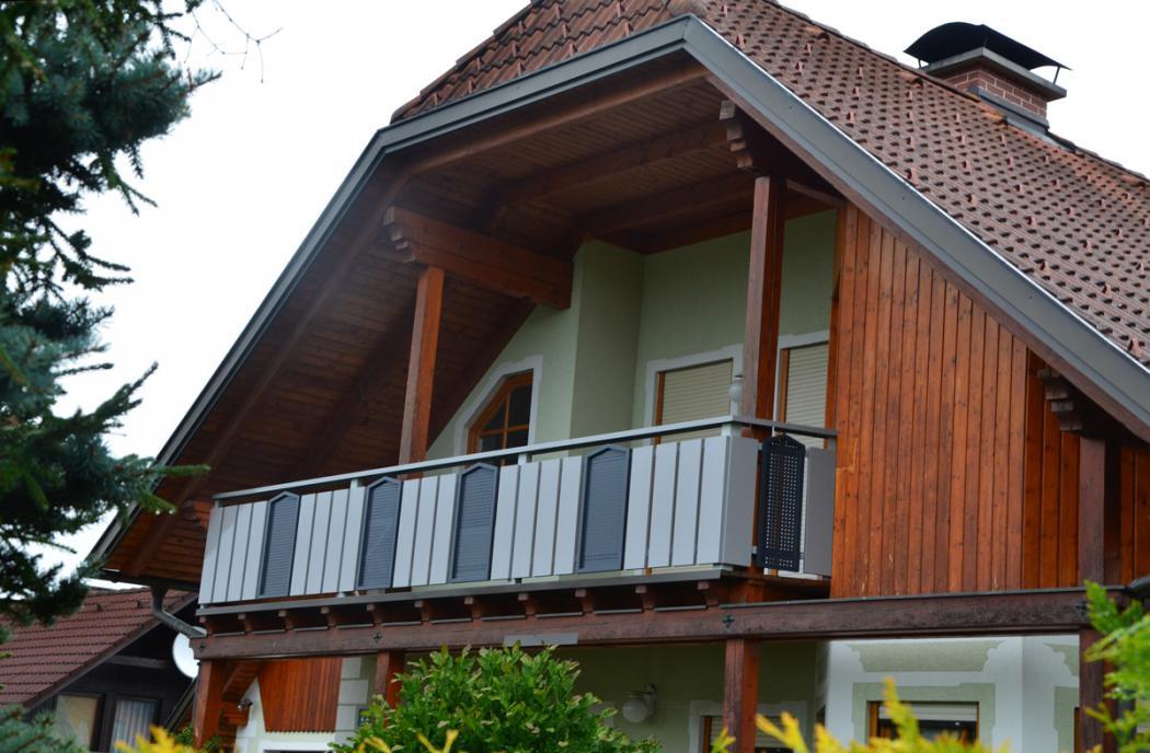 Aluminium Balkone in der Modellgruppe Design in der Modellgruppe Design mit der Nr 1394
