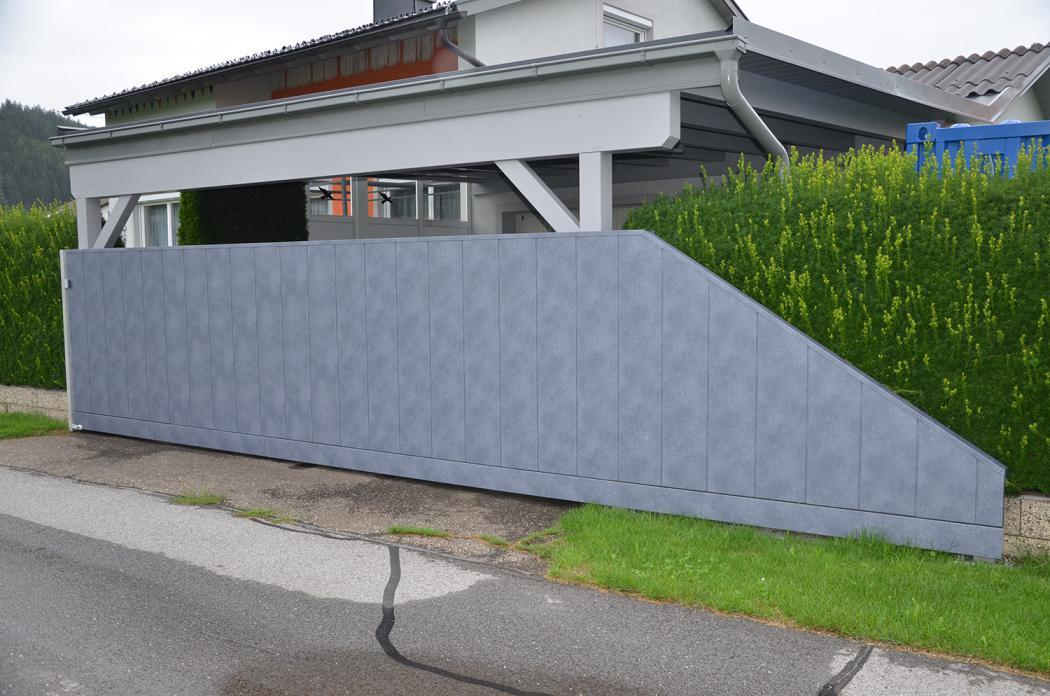 Aluminium Schiebetore in der Modellgruppe Design in der Modellgruppe Design mit der Nr 941