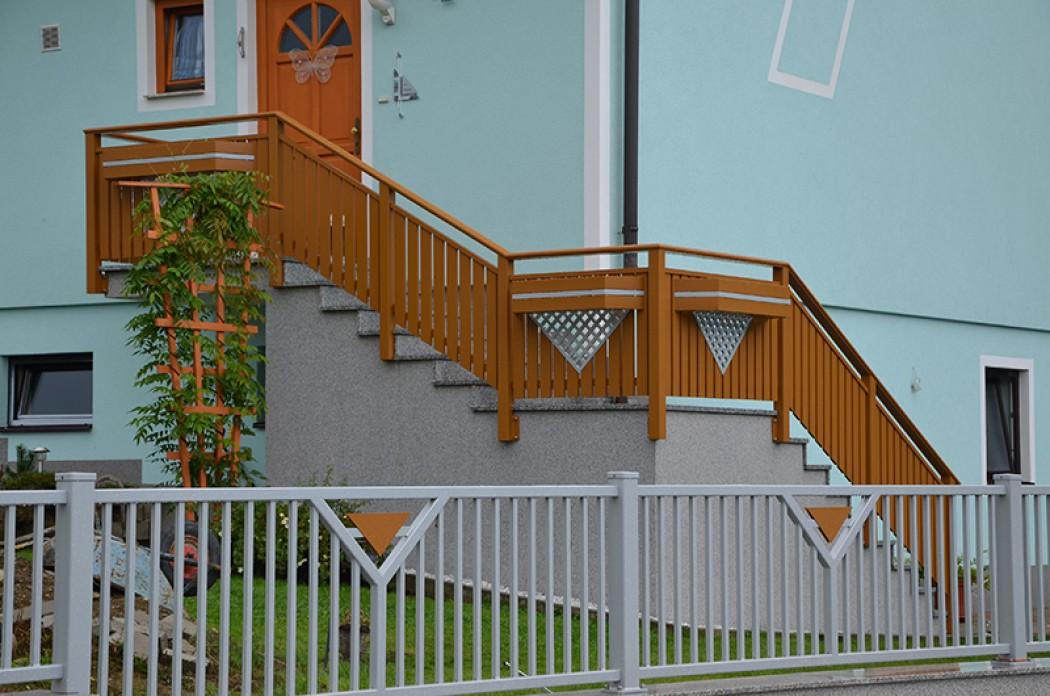 Aluminium Balkone in der Modellgruppe Elegant in der Modellgruppe Elegant mit der Nr 681
