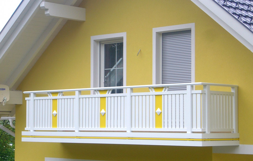 Aluminium Balkone in der Modellgruppe Kompakt in der Modellgruppe Kompakt mit der Nr 502