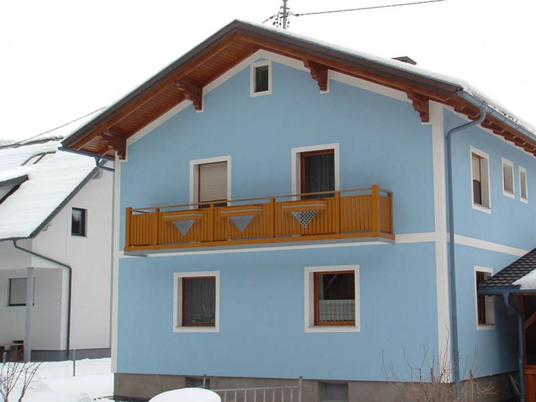 Aluminium Balkone in der Modellgruppe Elegant in der Modellgruppe Elegant mit der Nr 558