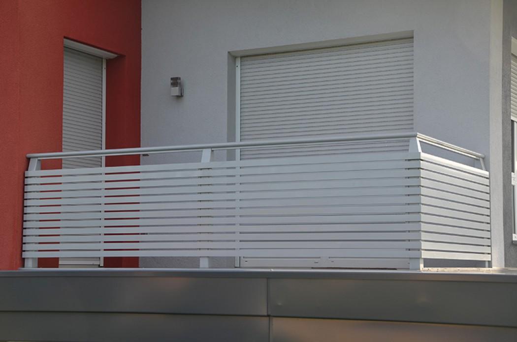 Aluminium Balkone in der Modellgruppe Design in der Modellgruppe Design mit der Nr 567