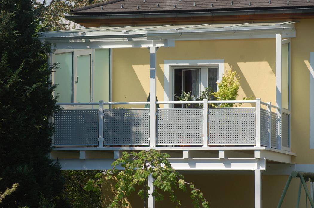 Aluminium Balkone in der Modellgruppe Design in der Modellgruppe Design mit der Nr 1013