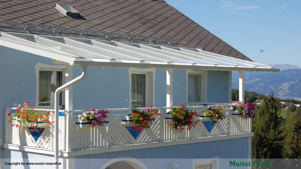 Aluminium Balkone in der Modellgruppe Elegant in der Modellgruppe Elegant mit der Nr 400