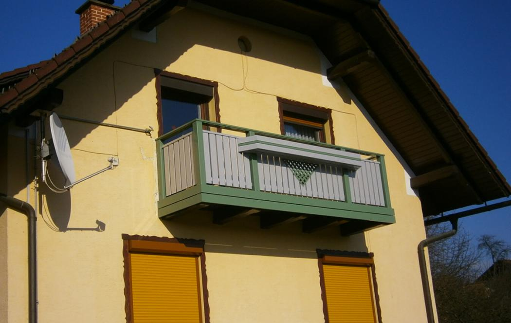 Aluminium Balkone in der Modellgruppe Elegant in der Modellgruppe Elegant mit der Nr 1542
