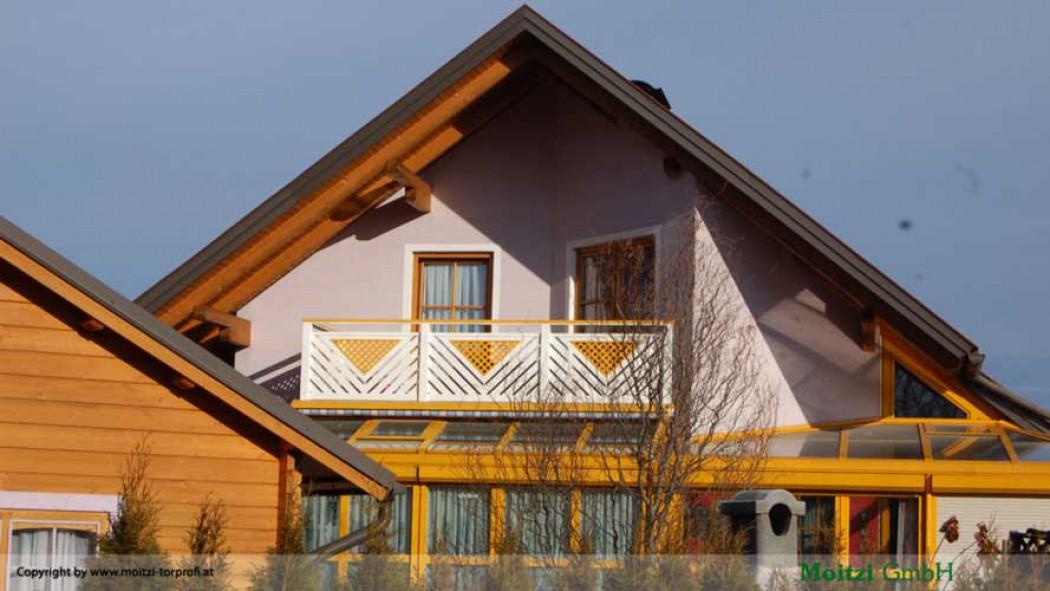 Aluminium Balkone in der Modellgruppe Elegant in der Modellgruppe Elegant mit der Nr 402