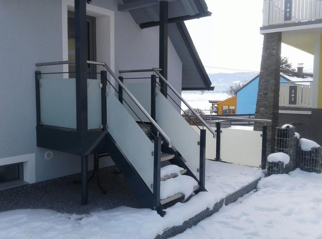 Aluminium Balkone in der Modellgruppe Design in der Modellgruppe Design mit der Nr 1574