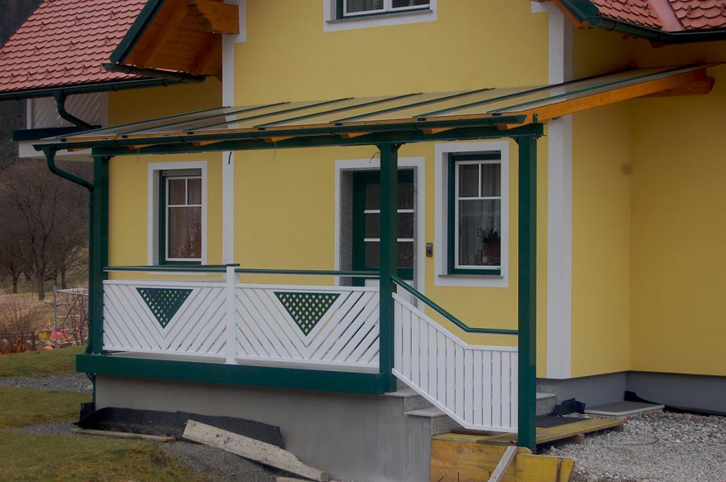 Aluminium Balkone in der Modellgruppe Elegant in der Modellgruppe Elegant mit der Nr 1007