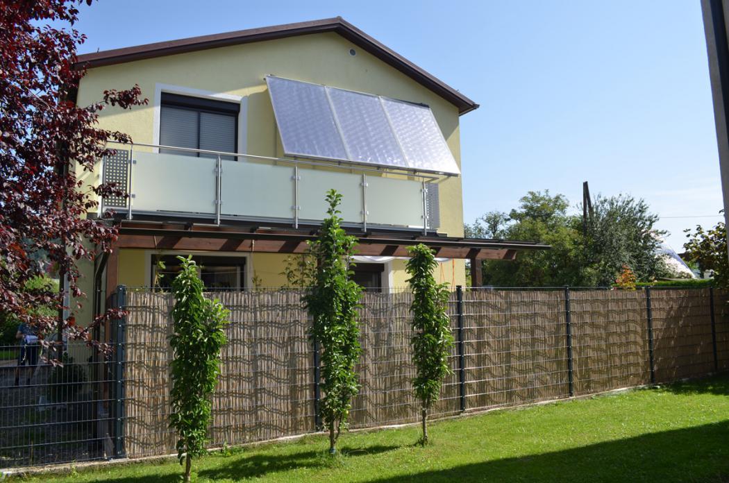 Aluminium Balkone in der Modellgruppe Design in der Modellgruppe Design mit der Nr 1545