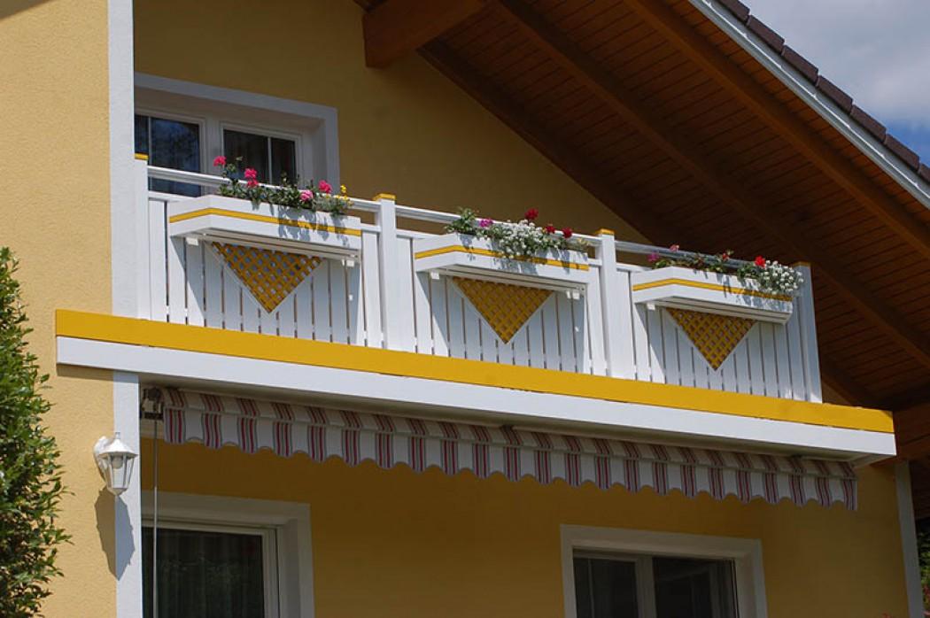 Aluminium Balkone in der Modellgruppe Elegant in der Modellgruppe Elegant mit der Nr 532