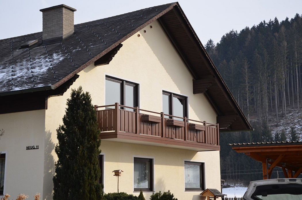 Aluminium Balkone in der Modellgruppe Kompakt in der Modellgruppe Kompakt mit der Nr 799
