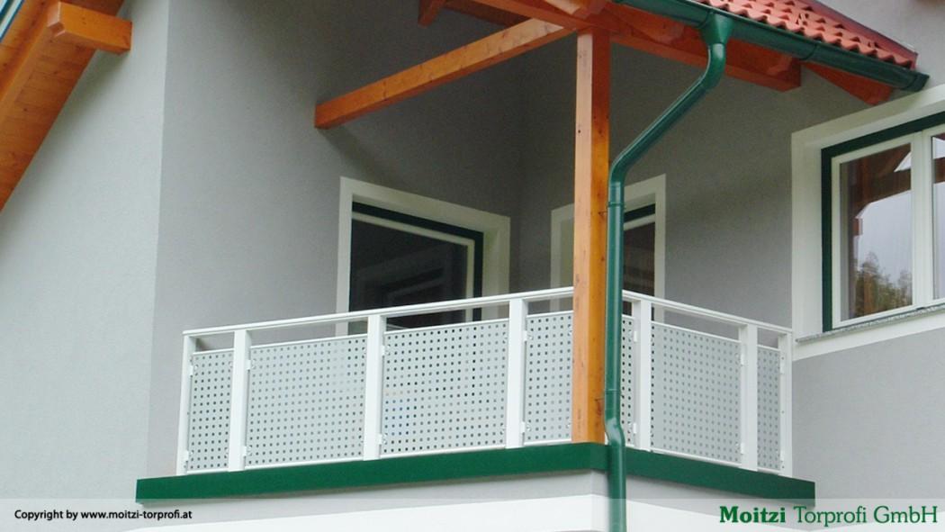 Aluminium Balkone in der Modellgruppe Design in der Modellgruppe Design mit der Nr 122